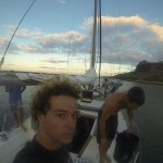 6am wakeup, trying for an arrival in Maui before dark!
