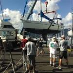 Boat owners voluteering
